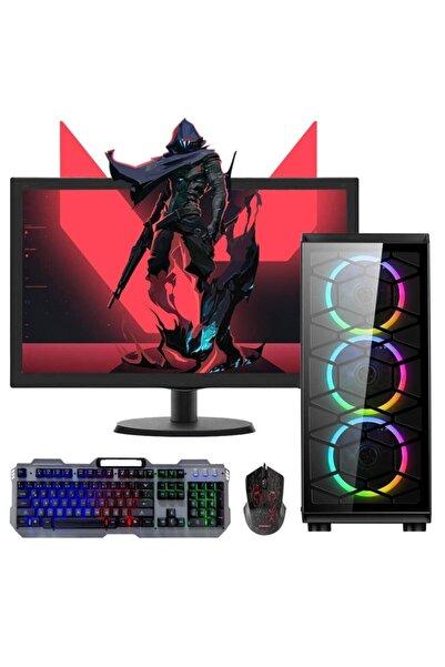 TURBOX Atm900068 I7 860 8gb Ram 120gb Ssd 2tb Hdd 4gb Ek. 21.5'' Mon. Oyun Bilgisayarı