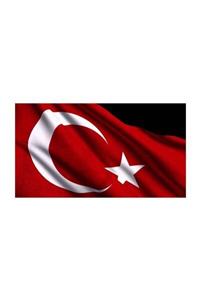 Buket Türk Bayrağı Alpaka Kumaş 100x150cm
