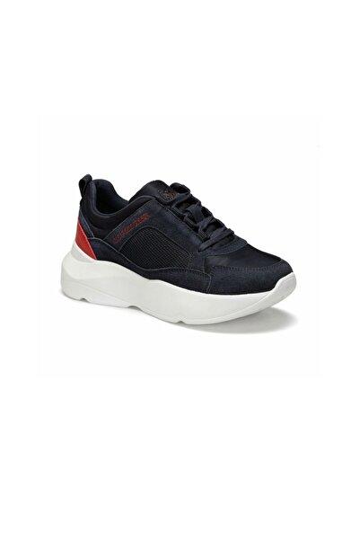 U.S. Polo Assn. MONDAY Lacivert Kadın Kalın Taban Sneaker Spor Ayakkabı 100504778
