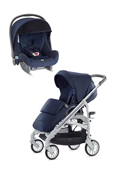 INGLESİNA Inglesina Trılogy Bebek Arabası ve Huggy Ana Kucağı - Sailor Blue