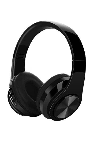 Yui FG-69 Siyah Bluetooth Kulaküstü Kulaklık (Yui Türkiye Garantili)