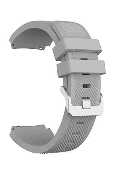 Robotekno Watch Gt Gt2 Kordon Kayış Akıllı Saat Kordonu - 46mm - Gri