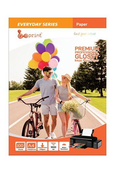 Goprint Everyday Serisi Parlak A4 Fotoğraf Kağıdı 230 gr 100 Yaprak