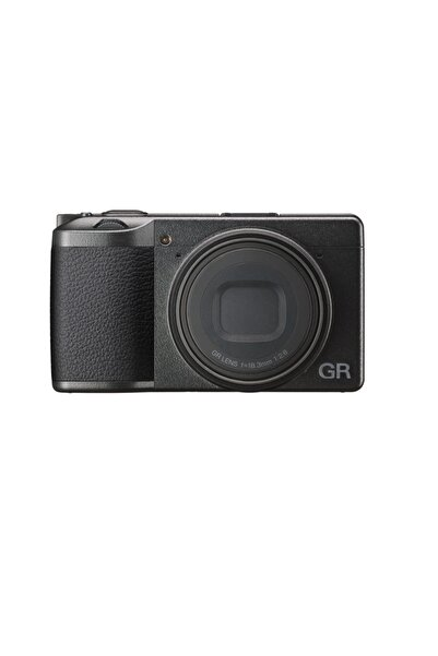 Ricoh Gr Iıı Kompakt Dijital Fotoğraf Makinesi