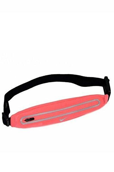 Nike Lean Cepli Neon Turuncu Koşu Bel Çantası