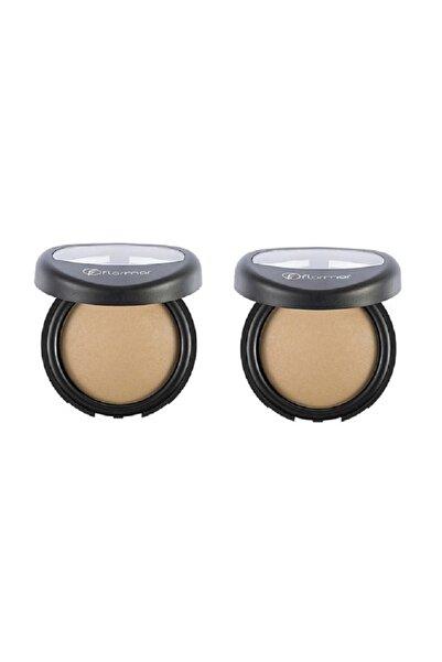 Flormar Terracotta Baked Powder 20 2 Adet 08690604131204