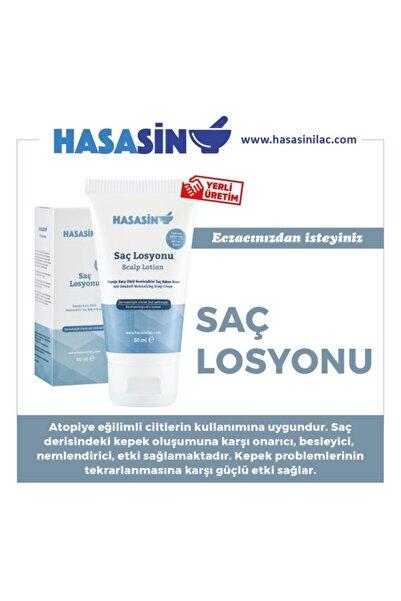 Hasasin İlaç Atopiye Eğilimli Ciltler İçin Saç Losyonu 50 ml