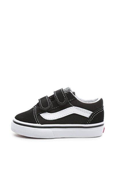 Vans 000D3YBLK1-R Vans Old Skool V Bebek Günlük Ayakkabı Siyah