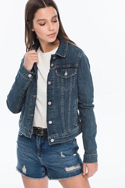 Levi's Kadın Original Trucker Ceket
