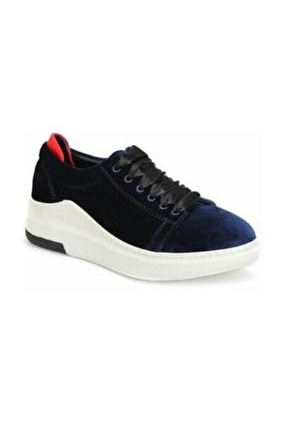 18K-261 Lacivert Kadın Sneaker Ayakkabı 100338368