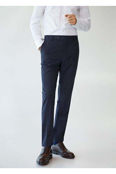 MANGO Man Dar Kesimli Takım Pantolon