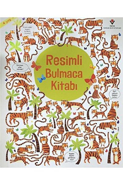 Tübitak Yayınları Resimli Bulmaca Kitabı