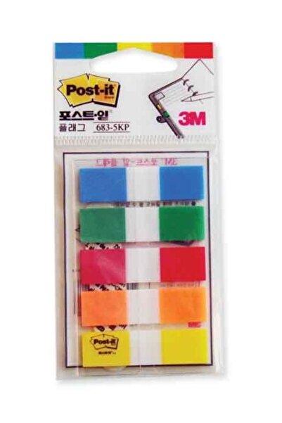 Post-it Post-ıt Işaret Bandı 5 Renk 12mx43,6mm 683-5kp