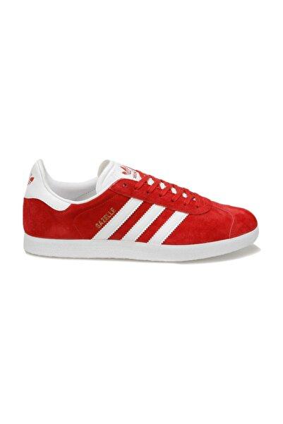 adidas GAZELLE Kırmızı Beyaz Kadın Sneaker 100258203