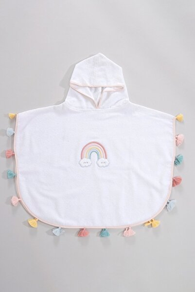 Chakra Rainbow Panço Beyaz - 3-4
