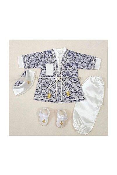 Ponpon Baby Erkek Bebek Şehzade Mevlüt Seti - 111