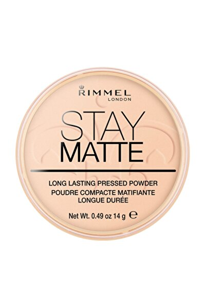 RIMMEL LONDON Pudra - Stay Matte Pressed Powder 006 Warm Beige 14 g