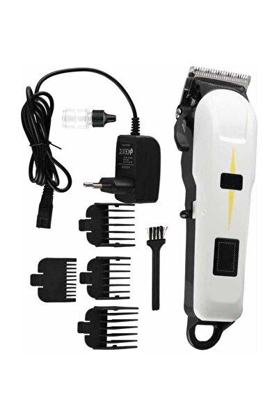 ataşbey Professional Model Ultra Güçlü Saç Sakal Traş Makinesi Uzman İşi- 1018
