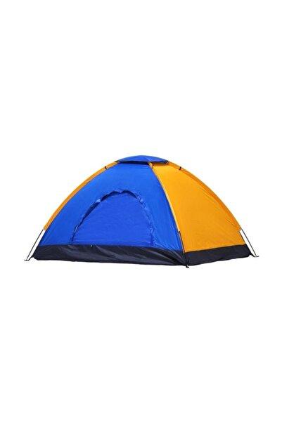 Gringo 8 Kişilik Kaliteli Multi Renk Kamp Çadırı 300x220x170 cm 8kcon