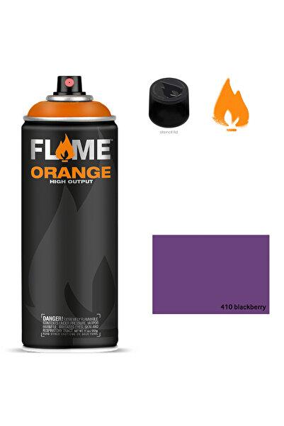 Flame Orange 400ml Sprey Boya N:410 Blackberry 5699979