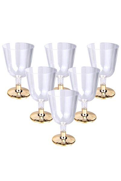 Kazanabil 6lı Lohusa Şerbet Bardağı Gold