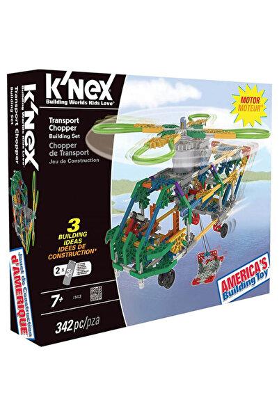 K'nex Motorlu Taşıyıcı Helikopter - 11413