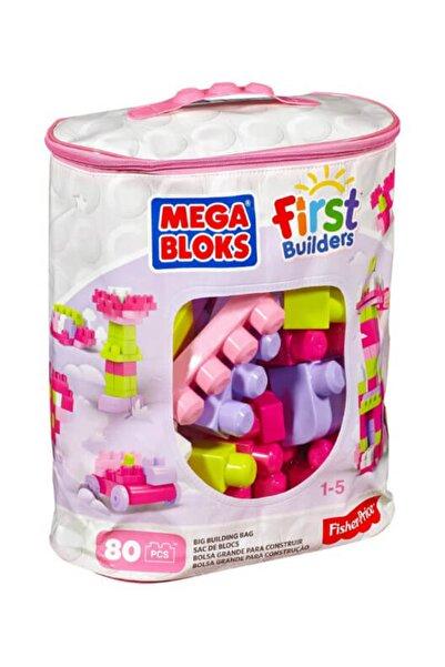 Mega Bloks 80'li Blok Torbaları - Pembe