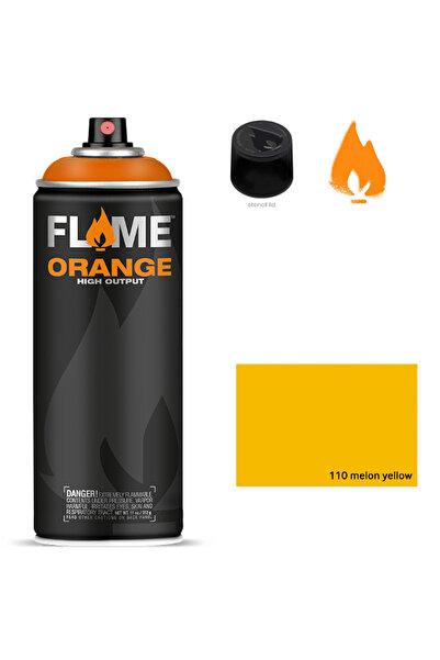 Flame Orange 400ml Sprey Boya N:110 Melon Yellow 5699959
