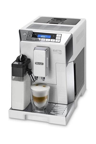 DELONGHİ Delonghi Eletta ECAM 45.760.W Cappuccino Top Kahve Makinesi