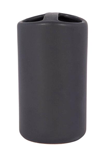 Mudo Concept Matt Black Diş Fırçalık 1200686001