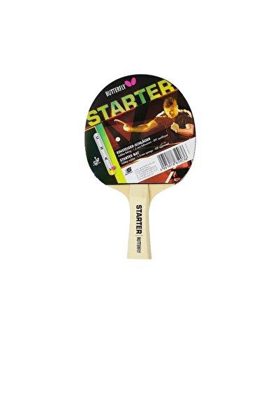 BUTTERFLY Masa Tenisi Raket Starter
