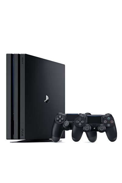 Sony Playstation 4 Pro 1 TB - Türkçe Menü + 2. PS4 Kol
