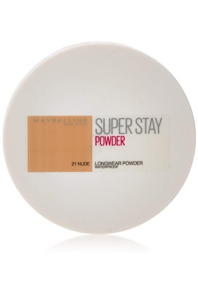 Maybelline New York Maybelline Super Stay 24h Nude 21 Pudra