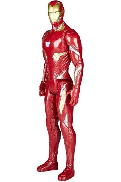 Shilan Company Demir Adam Avangers Titan Heros Iron Man