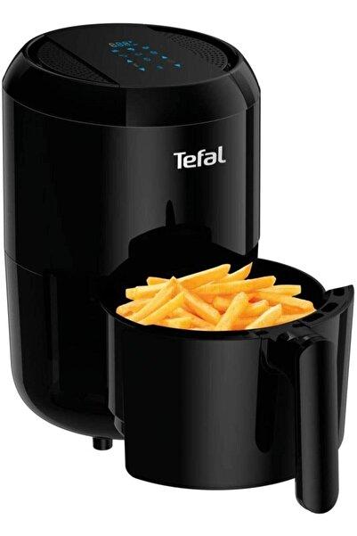 TEFAL Ey3018 Easy Fry Compact Dijital Sıcak Hava Fritözü, 1400 W, 1,6l Kapasite, Siyah