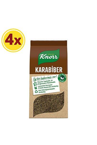 Knorr Baharat Serisi Karabiber 60 Gr X 4 Adet