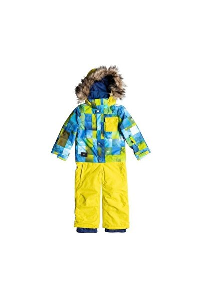 Quiksilver Rookie Çocuk Kayak Ve Snowboard Tulumu Eqkts03002ggp9