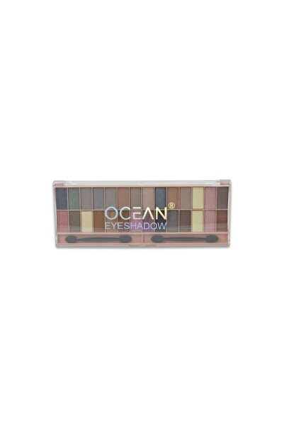 Ocean Soft Color 28 Parça Far Paleti