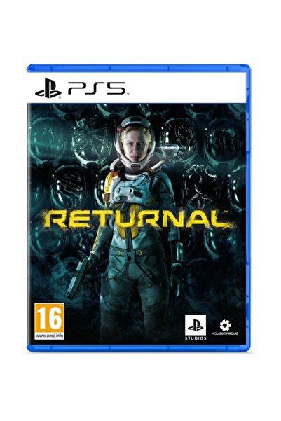 Sony Returnal PS5 Oyun