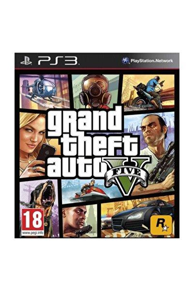 RockStar Games GTA 5 PS3 Oyun