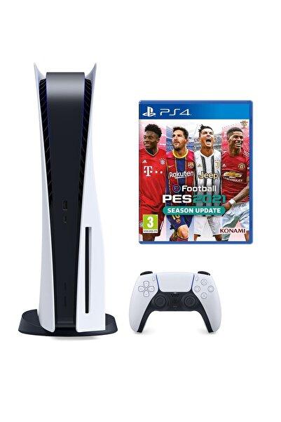 Sony Playstation 5 825 GB + PS5 Pes 21