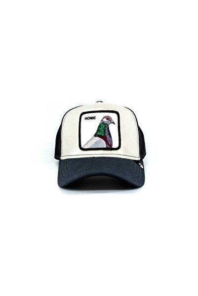 Goorin Bros Unisex Homie Pigeon Gri Standart Şapka 101-0684