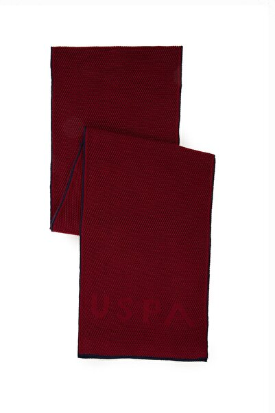 U.S. Polo Assn. Deep Red Melanj Erkek Kaskol Bere Eldiven A081Sz0Dh.000.1119933