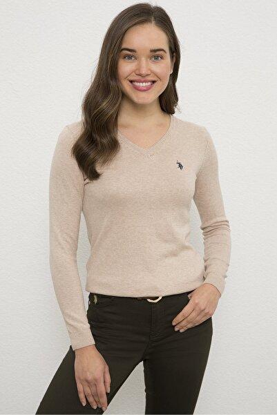 U.S. Polo Assn. Kadın Kazak G082sz0tk.000.1078635
