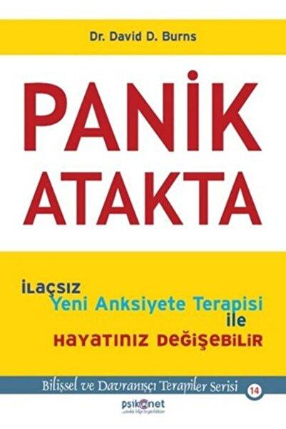 Psikonet Panik Atakta / David D. Burns /