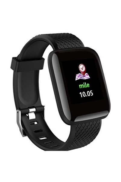 Everest Ever Watch Ew-508 Android/ıos Smart Watch Kalp Atışı Sensörlü Akıllı Saat