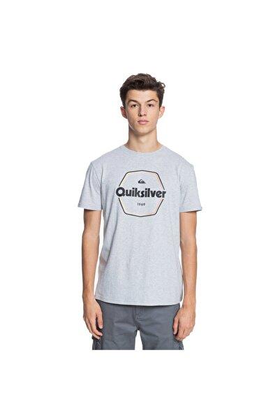 Quiksilver Hard Wıred Ss  T-Shirt