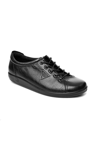 Ecco Kadın Siyah  With Black Sole Oxford Ayakkabı 2ECCW2018001