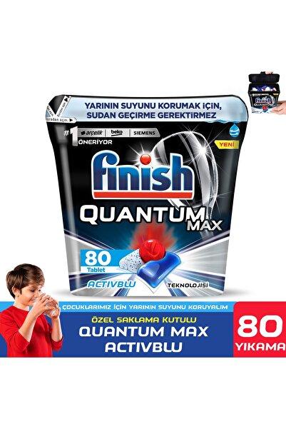 Finish Quantum Max 80 Tablet