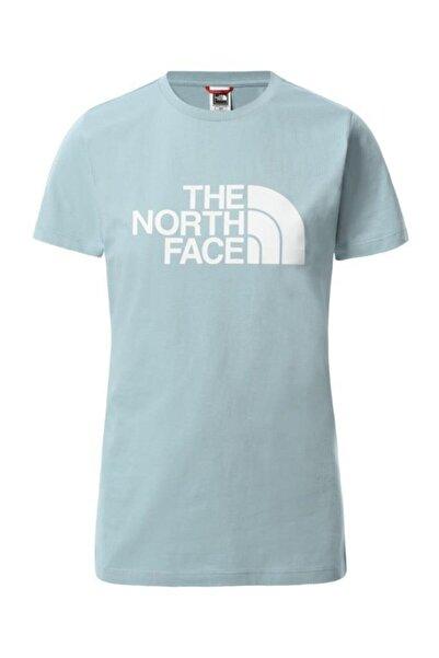 THE NORTH FACE Kadın Mavi Easy T-shirt